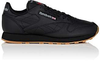 fb861331bfd Reebok Men s Classic Leather Sneakers - Black