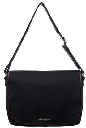 Robert Graham Nylon Flap Messenger Bag