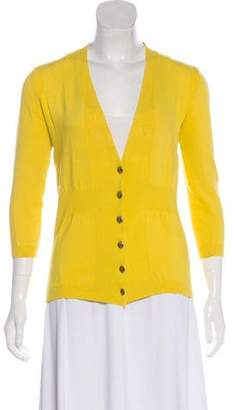 Missoni Knit Button-Up Cardigan