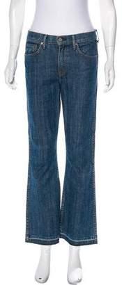 GRLFRND Mid-Rise Denim Jeans