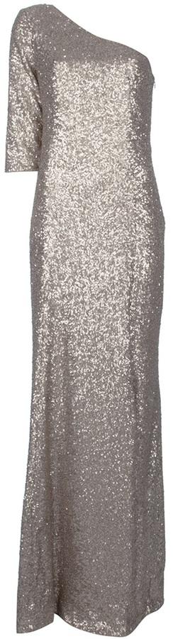 Project D Sequin gown