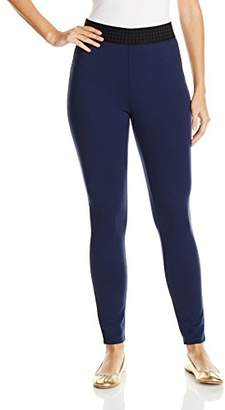 Juicy Couture Black Label Women's High Waisted Ponte Legging $49.17 thestylecure.com