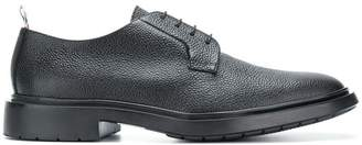 Thom Browne Rubber Sole Pebble Grain Blucher