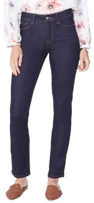 NYDJ Sheri High Waist Ankle Slim Jeans