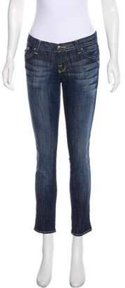 Rock & Republic Low-Rise Skinny Jeans