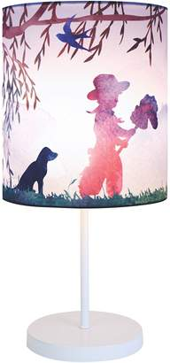 Micky & Stevie Cowboy Table Lamp