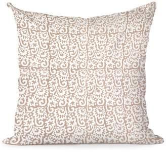 India Amory Camel Carnation Pillowcase