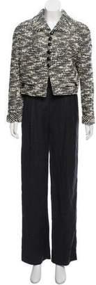 Valentino Straight-leg Pant suit