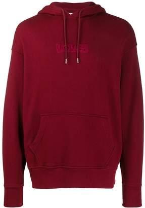 Levi's long sleeved hoodie