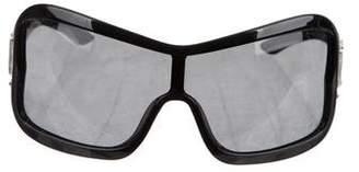 Miu Miu Gradient Shield Sunglasses