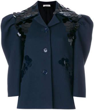 Nina Ricci paillette-embellished jacket