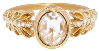 Megan Thorne Marina Garland Pavé Diamond Ring
