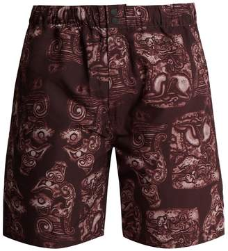 Saturdays NYC Trent Pendant swim shorts