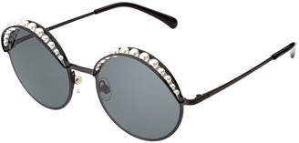 Chanel Women's 4234-H 53Mm Sunglasses