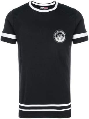 Plein Sport contrast stripe T-shirt