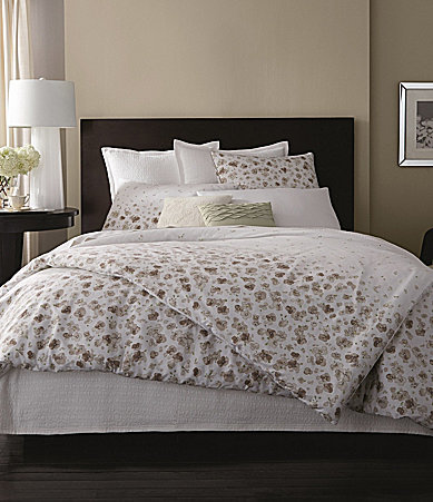 Barbara Barry Barbara Barry Euphoria Floral Sateen Comforter Mini Set