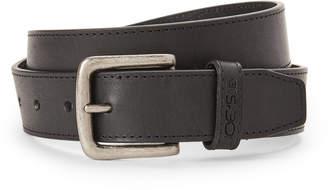 Joe's Jeans Leather Keeper Loop Belt