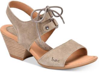 b.o.c. Blaire Dress Sandals Women's Shoes $85 thestylecure.com