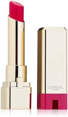 L'Oreal Colour Caresse Lipstick by Colour Riche, 173 Velvety Fuchsia, 0.10 Oz Pack of 3