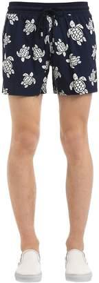Vilebrequin Moorea Glow In The Dark Swim Shorts