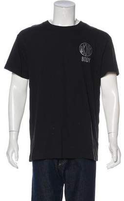 Opening Ceremony DKNY x Crew Neck T-Shirt