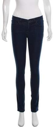 Tory Burch Low-Rise skinny Jeans