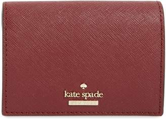 Kate Spade Cameron Street - Annabella Leather Accordion Card Case
