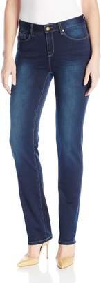 Tribal Women's 5 Pocket Straight Leg Dream Jean