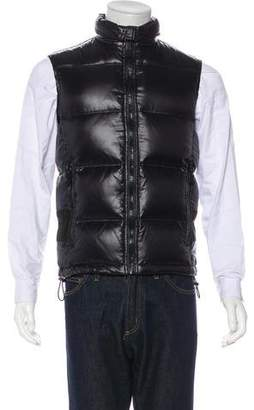 Burberry Quilted Down Gilet