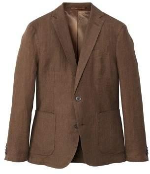 Mango man MANGO MAN Slim-fit linen suit blazer