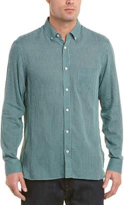 Burberry Check Dress Shirt