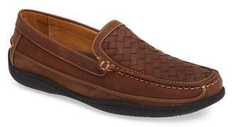 Johnston & Murphy Fowler Woven Loafer