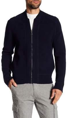 Quinn Knit Bomber Jacket
