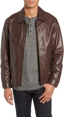 GoldenBear Golden Bear The Bartlett Leather Jacket