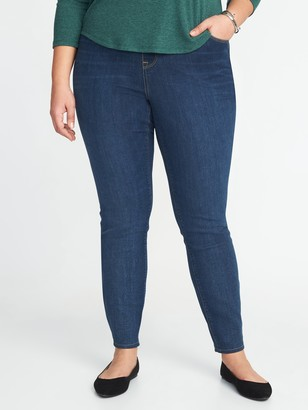 Old Navy High-Waisted Plus-Size Rockstar Pull-On Jeggings