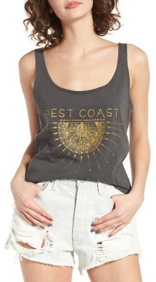 Women's O'Neill Best Coast Graphic Tank $24 thestylecure.com