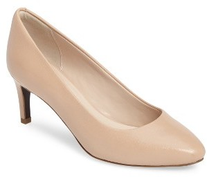 Women's Cole Haan Clara Classic Pump $170 thestylecure.com