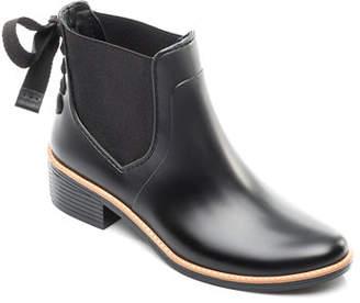 Bernardo Paxton Lace-Up Rain Boots