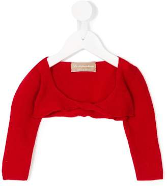 La Stupenderia knit cropped jumper