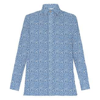 My Pair of Jeans - Jane Blue Printed Shirt