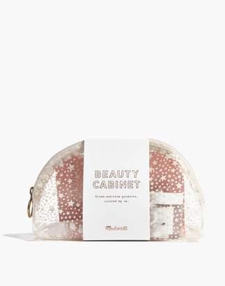 Madewell Beauty Cabinet Favorites Kit