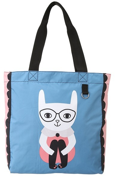 Le Sport Sac Marche Tote (Miss Coquette) - Bags and Luggage