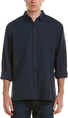 Zanerobe Linen-Blend Woven Shirt