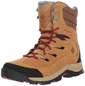 Columbia Men's Gunnison Plus Leather Omni-Heat 3D Mid Calf Boot