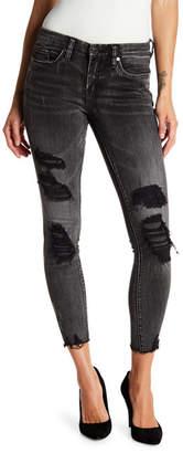 Blank NYC BLANKNYC Denim Decon Raw Hem Skinny Jeans