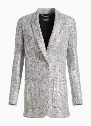 St. John Sequin Knit Jacket