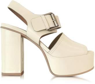 See by Chloe Opale Leather Platform Sandal