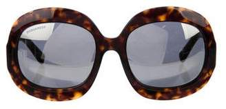 DSQUARED2 Frances Oversize Sunglasses