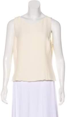 Armani Collezioni Sleeveless Button-Up Vest