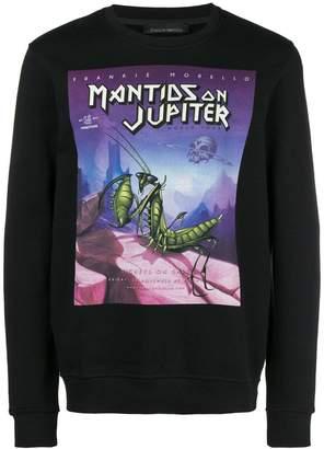 Frankie Morello Maurice sweatshirt
